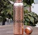 Stygian Inner Hammered Pure Copper Bottle