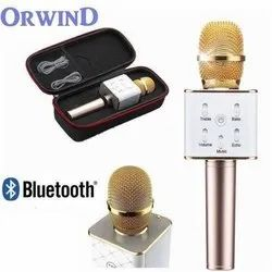 Orwind Wireless Karaoke Mic Bluetooth Inbuilt Speaker