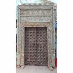 Antique Carved Door