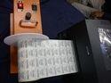 Barcode Printer Automatic Label Rewinder