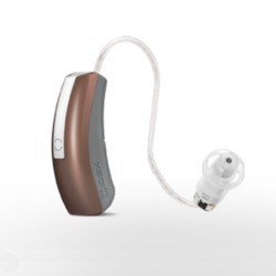 Widex Unique Passion 330 RIC BTE Hearing Aid