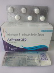 Azithromycin Lactic Acid Bacillus Tablet