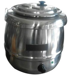 Electrical SS Soup Kettle, for Restaurant and Hotel