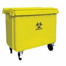 Hospital Waste Wheel Container