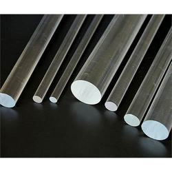 Transparent 6-150 Mm Acrylic Rods, Size: 6 Mm To 200 Mm Dia X 1 Ft Long