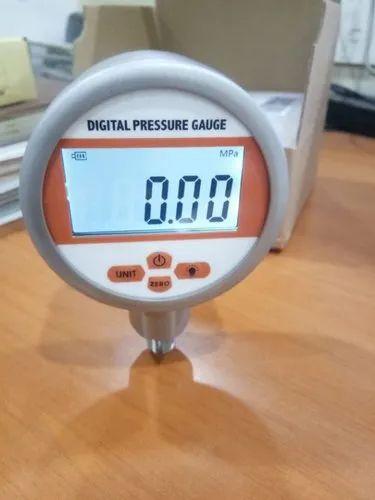 Galaxy Mack Digital Pressure Gauge
