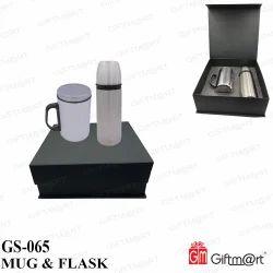 Mug And Flask Gift Set