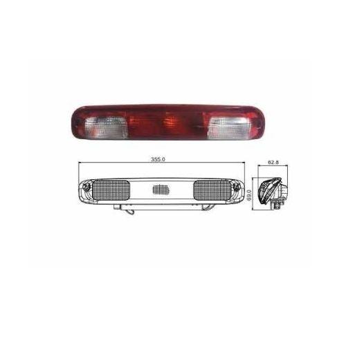 Neolite Neo-1320 12 8 Vdc Third Brake Lamp - Neolite ZKW Lighting