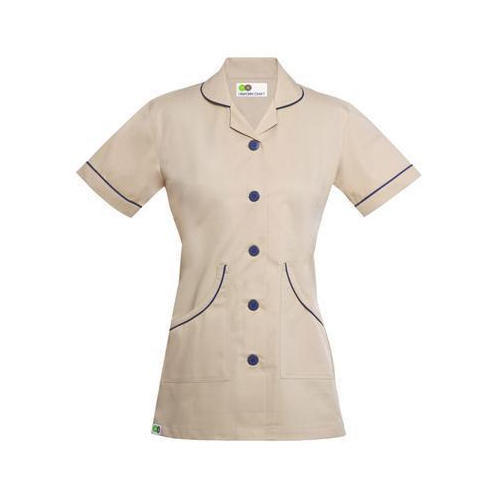 a791e0dd12d Polyester And Cotton Half Sleeve Nursing Dress