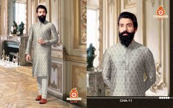 Party Wear Designer Men Kurta Payjama