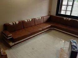 DAYAMA GOLD Sofa Set, For Home