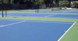 Tennis Court Flooring (cushioned)