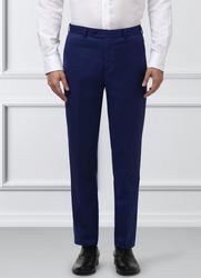 36 Blue Raymond Blue Slim Fit Trouser