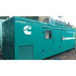 Cummins 500 kVA Three Phase Diesel Generator, Voltage: 415 V
