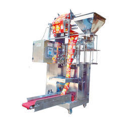 Vertical Pneumatic Pouch Packing Machine