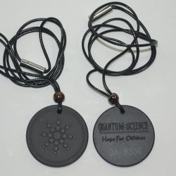 42 mm Quantum Scalar Energy Pendant