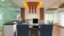Office Interior Decoration, For Standard, Size: Standard
