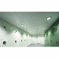 White Everest Ceiling Tiles, for Office