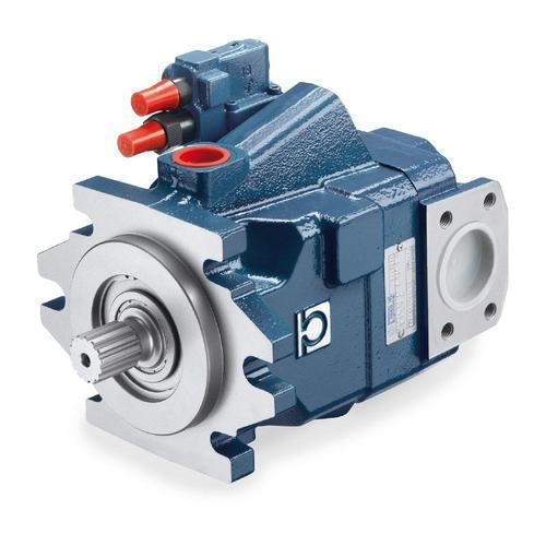 Cast Iron Axial Hydraulic Piston Pump, Size: 120 mm