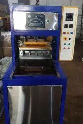 Medical Device Blister Sealing Machine, Capacity: 15 Ton