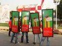 Ad Walker Branding, For Outdoor Advertising, In Pan India