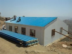 Sandwich Insulated Roof PUF Panel