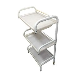 White Salon Trolley
