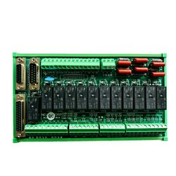 Relay Card 12 Channel with 25 & 12 Pin connector 24V-16Amp