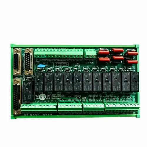Relay Card 12 Channel With 25 & 12 Pin Connector 24v 16amp