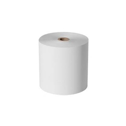 White Plain Thermal Paper Roll, GSM: 80 - 120