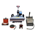 Combo Heat Press Machine - 5 in 1