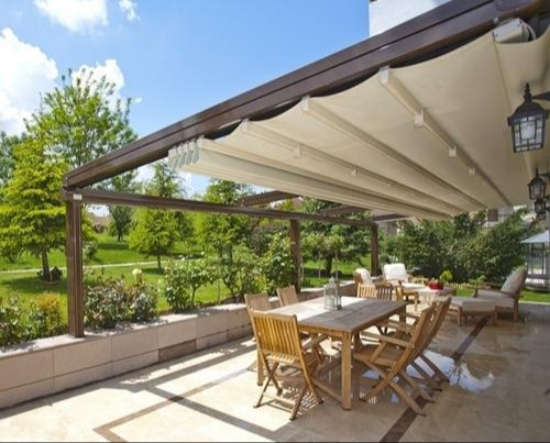 Retractable Sliding Roof
