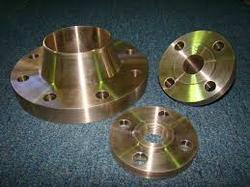 Copper 90/10 Nickel Flanges