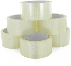3M Bopp Transparent Packaging Tape 2inch, Packaging Type: Roll