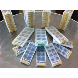 Carbide Steel Flat ISO Inserts