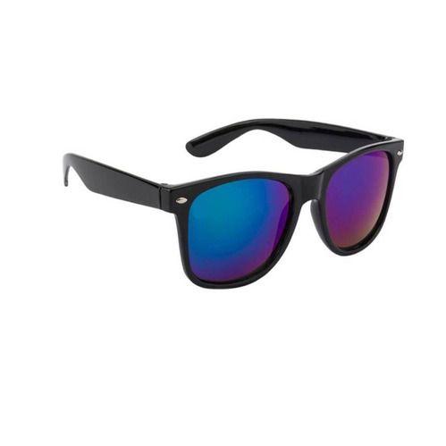7f2661ed9c Unisex Blue Mercury Black Sunglasses