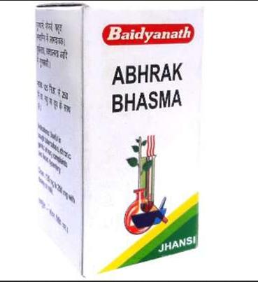 abhrak bhasma para diabetes