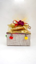 Square Potli Holi Gift