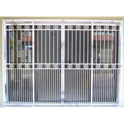 Aluminum Safety Window Grill
