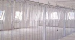 PVC Coated Crop Curtains