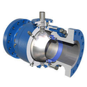 Trunnion Mounted Ball Valve 2Piece Design Flange End