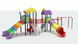 Kidzlet Plastic Playground Multiplay Station