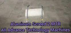 Aluminium Screed Board Vibrator