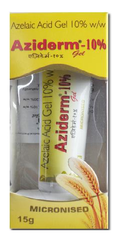 Aziderm Azelaic Acid 10% Gel