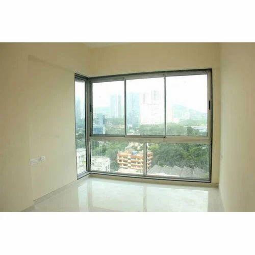 Vertical Aluminum Sliding Window