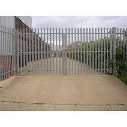 Industrial Steel Gate