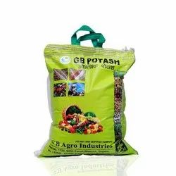 GB Agro GB Potash Organic Fertilizer for Agriculture, Packaging Size: 10 Kg