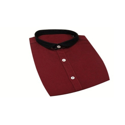 Red, Black Men's Casual Shirts