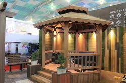 Outdoor WPC Gazebo