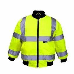 Reflective Security Jacket